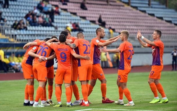 Мариуполь забил девять безответных голов Валмиере в товарищеском матче