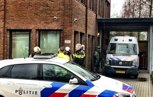 В Нидерландах нашли третью посылку с бомбой