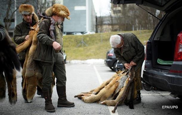 Влада вирішила врегулювати виробництво хутра в Україні