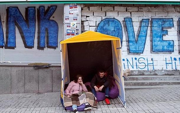 Пора Украине начать всплывать