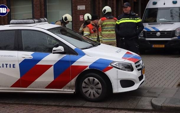 В Амстердаме прогремел новый взрыв на почте