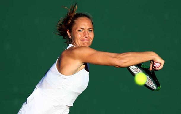 Бондаренко вышла в четвертьфинал парного разряда в Хуахине