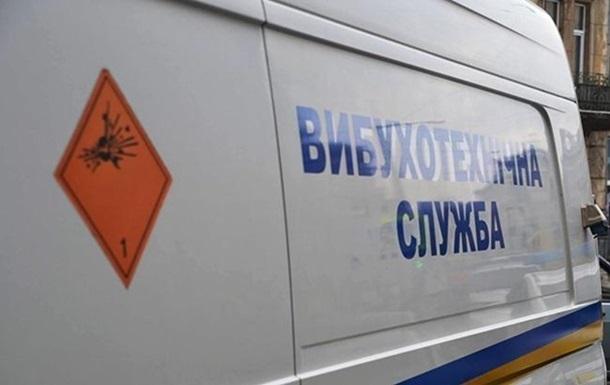 В Киеве и Харькове полиция проверяет массовые  минирования