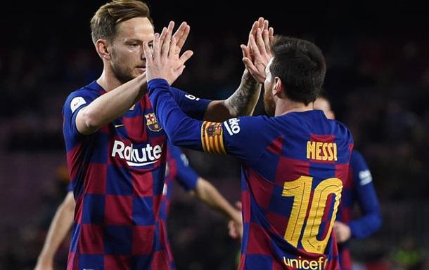 Ракитич: Месси - лучший игрок в истории, Роналду - один из лучших