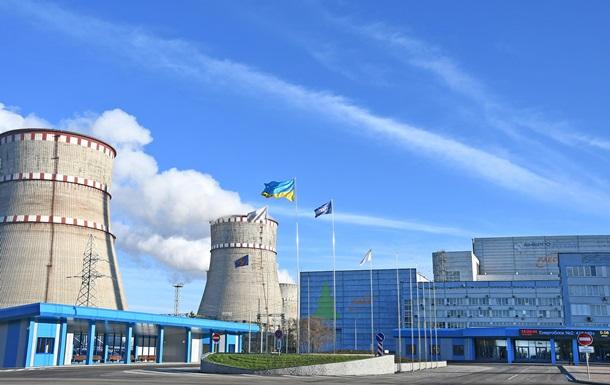Рівненська АЕС підключила перший енергоблок