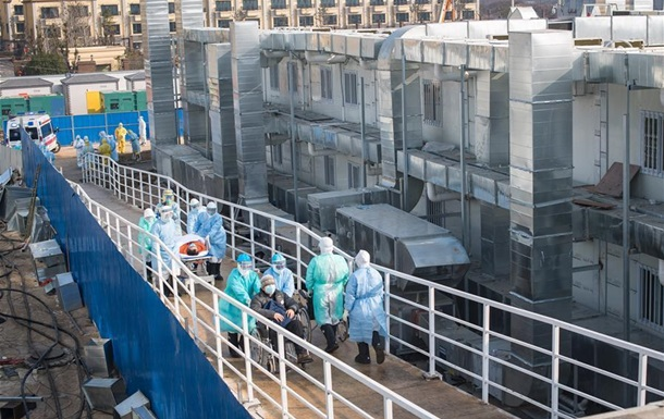 Коронавирус в Китае: за сутки умерли еще 116 человек