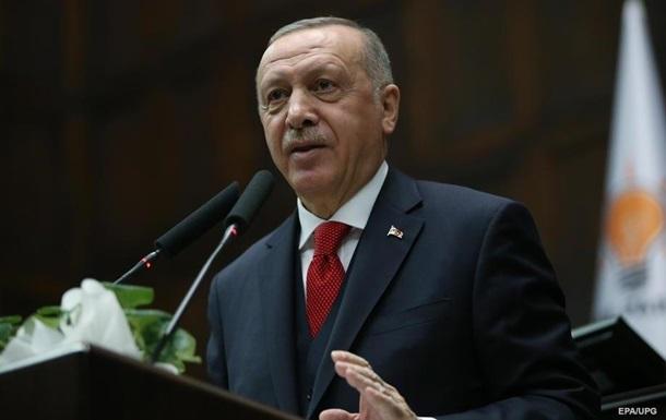 Эрдоган назвал цель Турции в Идлибе