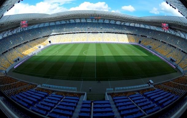 УАФ затвердила міста України, які прийматимуть матчі збірної перед Євро-2020