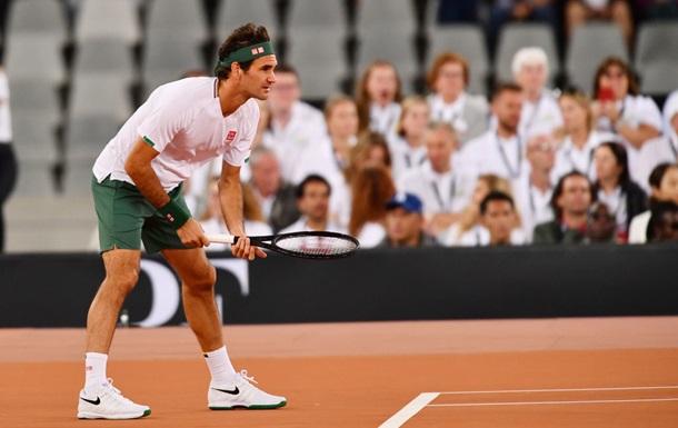 Федерер пропустит турниры в Риме и Мадриде