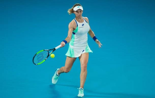 Цуренко вышла в полуфинал турнира в Каире