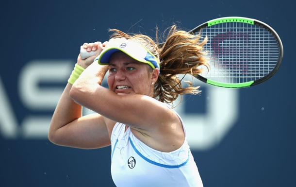 Бондаренко покинула турнир в Хуахине в четвертьфинале парного разряда