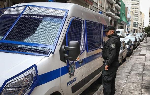 В Афинах произошла стрельба: более сотни задержанных, один человек погиб