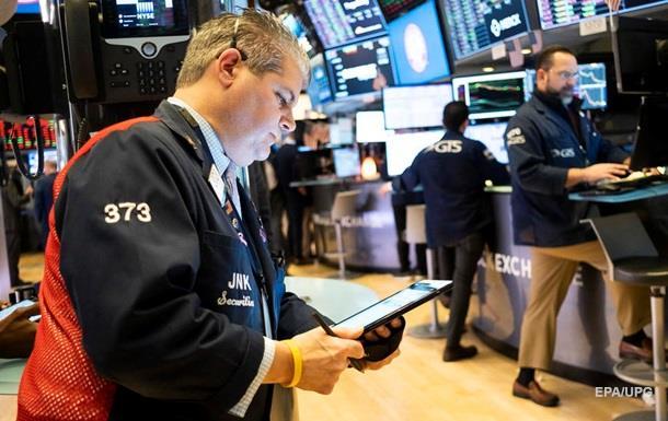 Фондовый рынок США закрылся преимущественно в плюсе