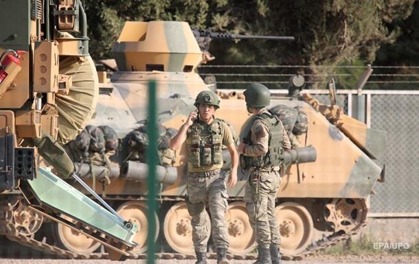 Турция отправила спецназ в сирийский Идлиб
