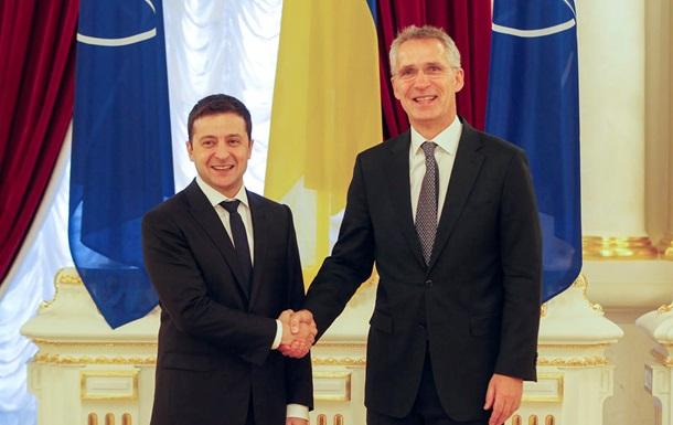Генсек НАТО анонсировал встречу с Зеленским в Мюнхене