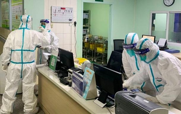В Китае от коронавируса вылечили двухмесячного ребенка