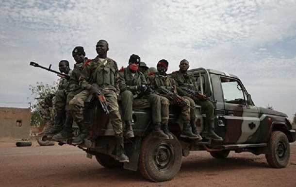 В Мали погибли восемь военных