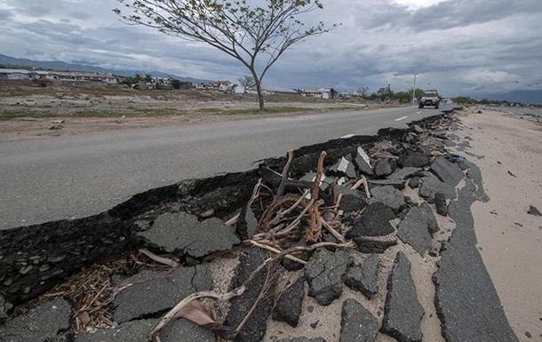 На границе Китая и Киргизии произошло сильное землетрясение