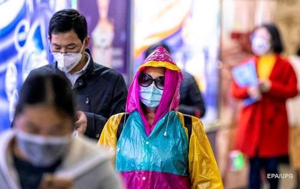 Число жертв коронавируса в Китае превысило 1600