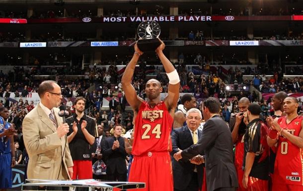 В честь погибшего Брайанта назовут награду лучшему игроку Матча звезд НБА