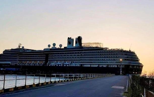 У пасажирки лайнера Westerdam виявили коронавірус