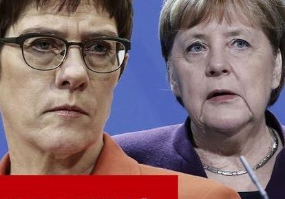 «Смерть» німецької комсомолки. Кінець Ангели Меркель