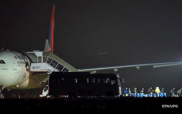 Аргентина подякувала Україні за допомогу в евакуації її громадян з Уханя