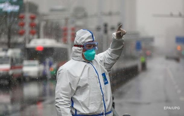 Коронавирус в Китае: число жертв превысило 1700