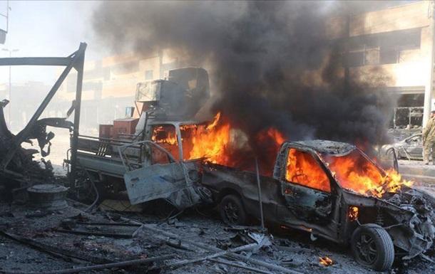 В Сирии террористы подорвали машину со взрывчаткой: есть погибшие