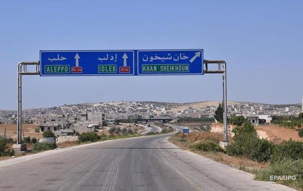 Армия Асада полностью взяла под контроль Алеппо
