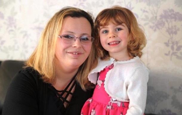 Маленькая девочка спасла мать от смерти: фото