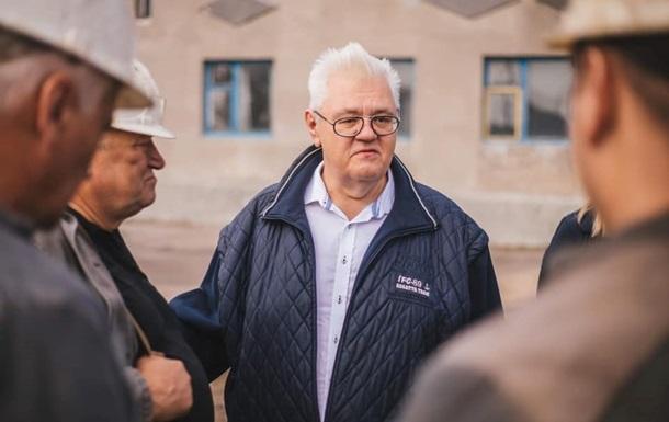 Сивохо запустил платформу  примирения и единства  с ОРДЛО