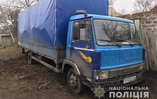 На Киевщине подросток угнал грузовик, чтобы увидеть родителей