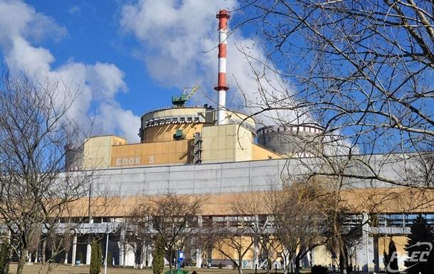 На Рівненській АЕС розвантажили третій енергоблок