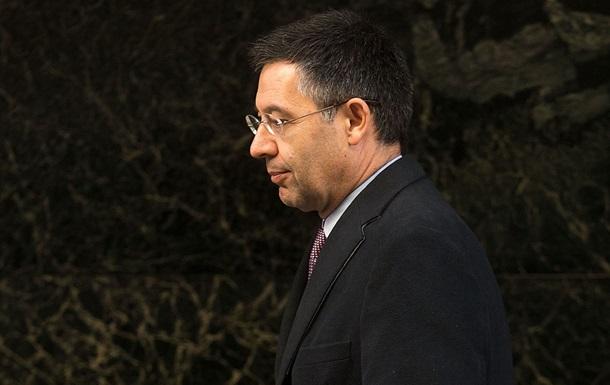 Барселона опровергла информацию о проплаченной поддержке Бартомеу в соцетях