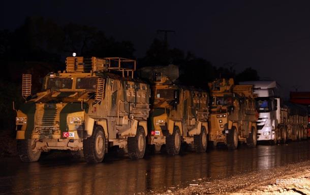 У Сирії відновилося спільне патрулювання РФ і Туреччини