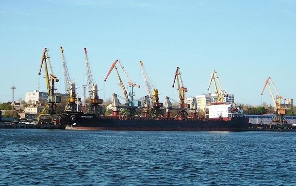 Украина продаст три порта в Черном море из-за убытков