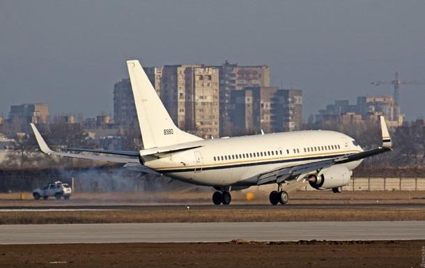 В Одессе заметили Boeing американских ВМС