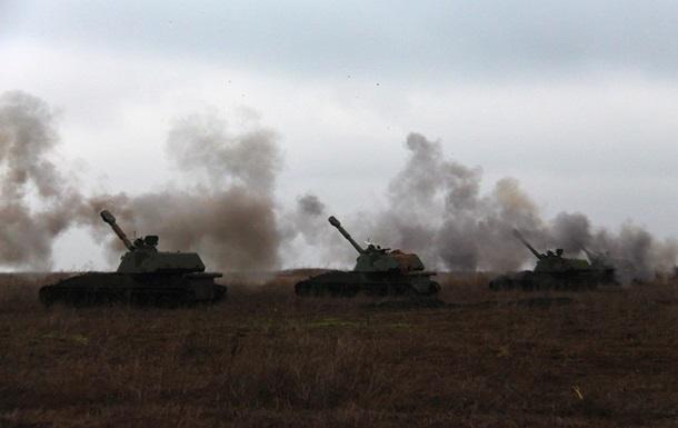 Сепаратисти атакували позиції ЗСУ, є втрати