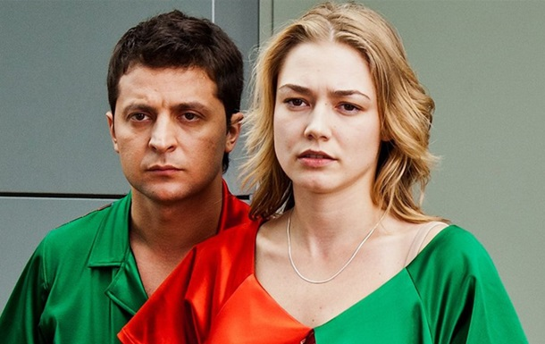 В Украине запретили фильм с президентом Зеленским