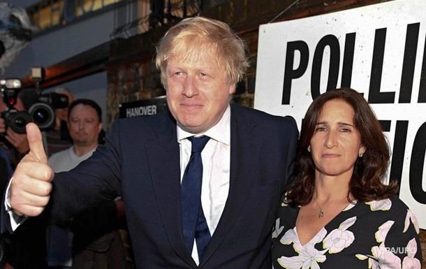 Борис Джонсон два года договаривался с женой о разводе