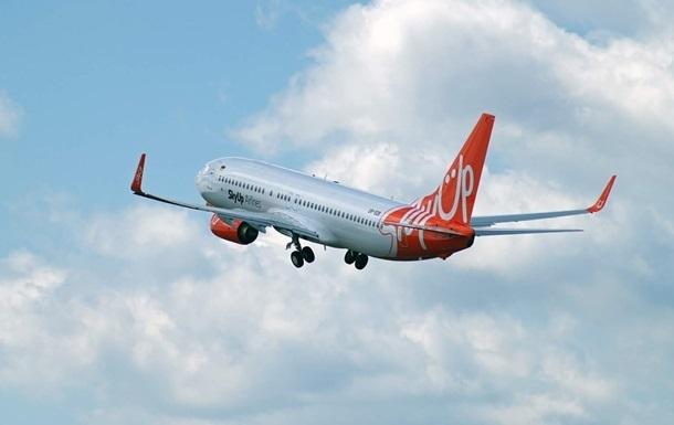 SkyUp изменила место прибытия рейса из Китая