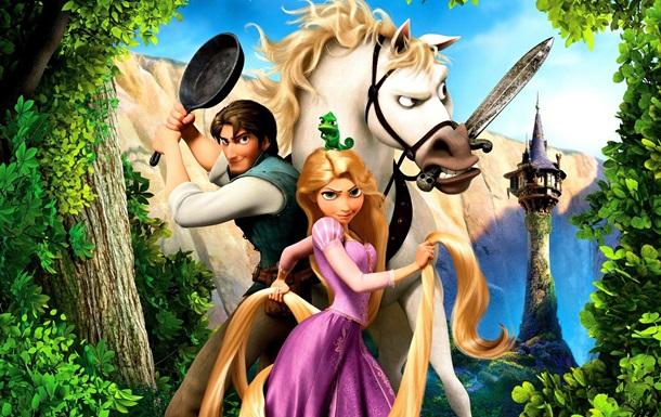 Disney екранізує мультфільм Рапунцель