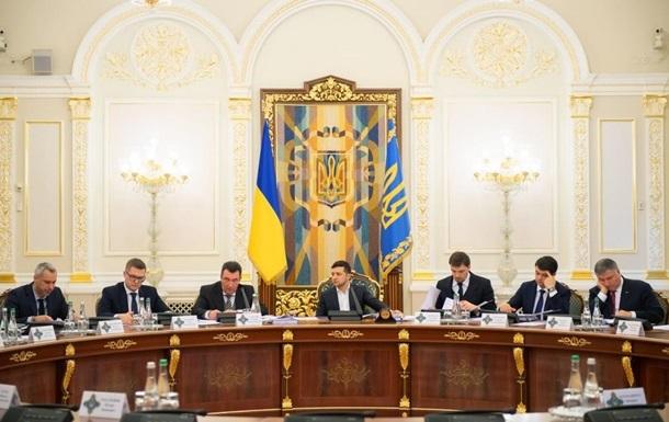 СНБО утвердил гособоронзаказ на три года