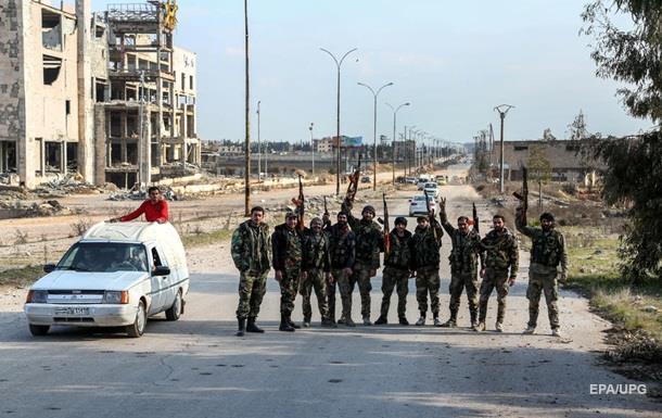 Звільнення Алеппо. Рубікон сирійської війни