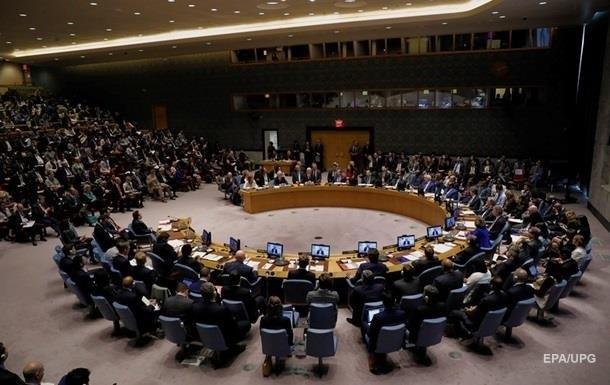 Радбез ООН проводить засідання щодо України