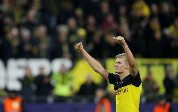 Холанд - п ятий в історії, хто забив 10 голів у дебютній Лізі чемпіонів