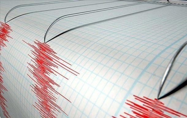 В Турции произошло два землетрясения