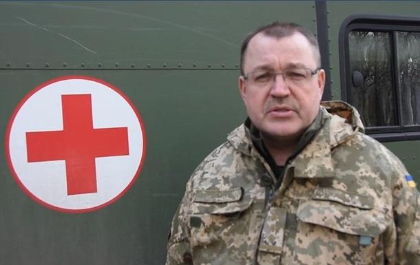 Обострение на Донбассе: в штабе рассказали о состоянии раненых