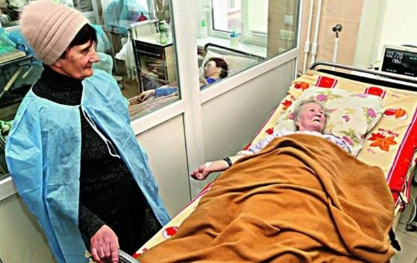 В Виннице старушка  воскресла  дважды за день